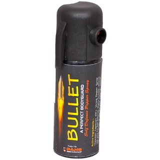 Bullet Self Defense Pepper Spray