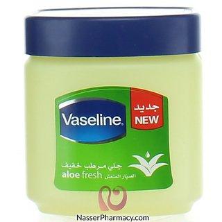 Imported Vaseline Aloe Vera Petroleum Jelly-60 ML
