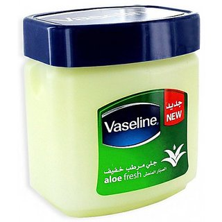 Imported Vaseline Aloe Vera Petroleum Jelly-60 ML (Pack of 3)