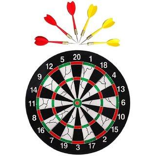 Balaji Target with Darts Board Board Game ()