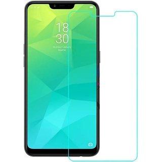 BIG B Tempered Glass  Flexible Screen Guard For Realme C2