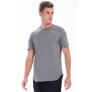 Puma Men's Grey Triblend Tee T-Shirts
