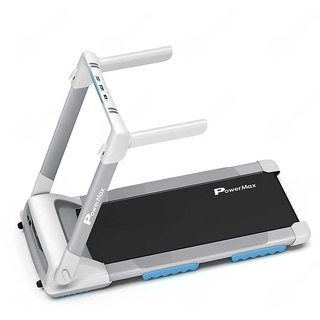 Powermax Fitness - UrbanTrek TD-M4 - 2.0HP 100 Pre-Installed Flat Surface Motorized Compact Treadmill