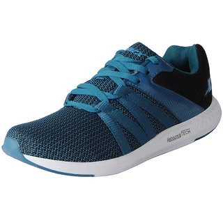 Sparx Men's Blue Black Mesh Sports Running Shoes