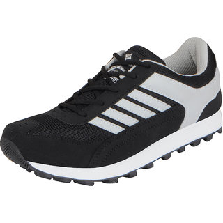 6175d42acdf1c Buy Lakhani Pace Energy Men s Black White Mesh Sports Running Shoes Online  - Get 3% Off