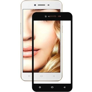 Oppo A37 5D Glass Full Covrage, Fully Glue 9H Hardness Tempered Glass High  Qaulity