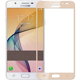 Samsung Galaxy J7 Pro 5D Glass Full Covrage, Fully Glue 9H Hardness Tempered Glass  High Qaulity