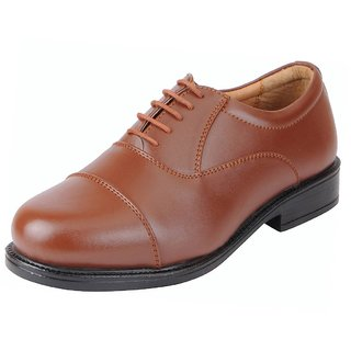 Bata Mens Brown Formal Lace Up Shoes