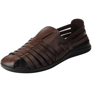 cf5f4159cee Buy Bata Men s Brown Outdoor Sandals Online - Get 2% Off