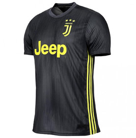 Uniq Mens Football Jersey (Jeep Black Top)
