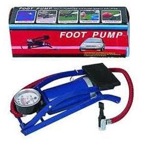 Foot Mini Pump Car Bike Motorcyle Inflatables Toy Athletic Balls Blue Multi - Purpose Air Foot Pump Portable Mini Pump