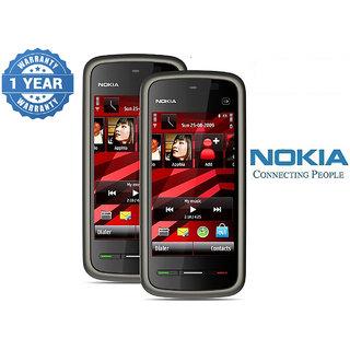 Nokia 5233 (Buy 1 Get 1 Free) / Good Condition/ Certified Pre Owned (1 Year, WarrantyBazaar Warranty)