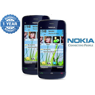 NOKIA c503  (Buy 1 Get 1 Free) / Good Condition/ Certified Pre Owned With 1 Year WarrantyBazaar Warranty