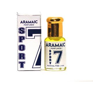 Aramaic Sport  Premium Attar  Men  Alcohol Free