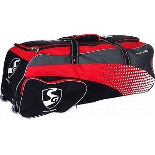 Sg Teampak Cricket Kit Bag With Wheels
