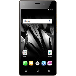 Micromax Canvas 5 Lite Special Edition  Walnut Wood, 16  GB    3  GB RAM