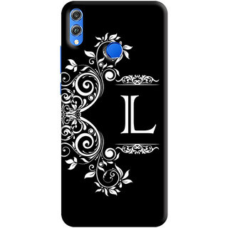 FABTODAY Back Cover for Honor 8X - Design ID - 0415