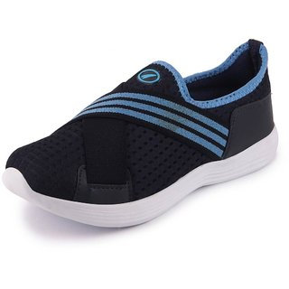 Lakhani Pace Energy Womens Navy Sky Sports Running Shoes