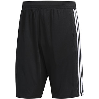 Uniq Sports Shorts for Boys Black white
