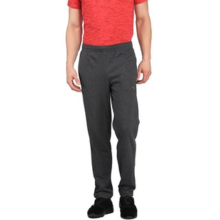 0f2c60a21c60 Buy Puma Men s Dark Grey Zippered Jersey Track Pants Online - Get 11% Off