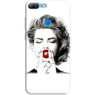 FABTODAY Back Cover for Honor 9 Lite - Design ID - 0725