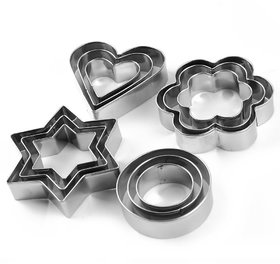 Skys  Ray Cookie Cutters Stainless Steel