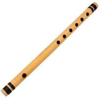 gulzar  Krishnas Large Bamboo Flute Bansuri 46 cm