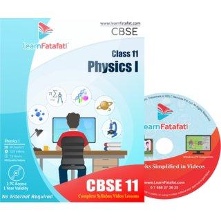 CBSE Class 11 Physics - I Video Course