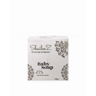 Shaileez Handmade Organic Baby Soap