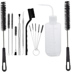 DIY Crafts Airbrush Cleaning Kit With 25 Pcs Tools Systems Sets