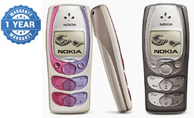 Nokia 2300/Good Condition/Certified Pre Owned(6 Months Waranty Bazaar warranty)