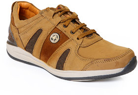 Red Chief Rust Men Outdoor Casual Leather Shoes (RC2092 022)