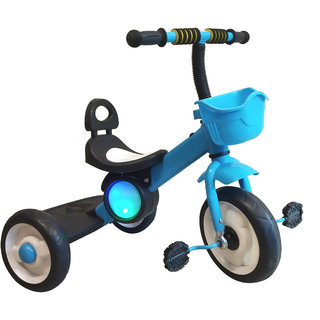 Shreebalaji Toys Tricycle for Kids - The Smart Plug and Play Tricycle - Kids Tricycle - Kids Cycles - Baby Tricycle