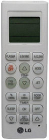 LG ac-36 split ac remote controller