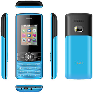 Pack of 5 I Kall K24 New(Dual Sim 1.8Inch FM Blutooth) Multimedia Mobile Phone with 1 year Manufacturing warranty