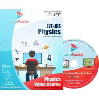 IIT-JEE Physics Exam Preparation Video Course