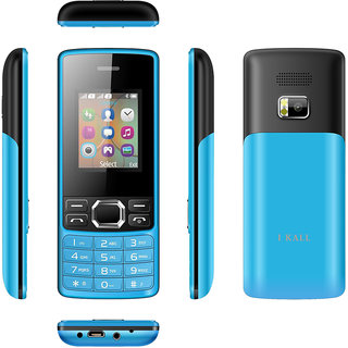 Pack of 5 I Kall K25 New(Dual Sim 1.8Inch FM Bluetooth) Multimedia Mobile Phone with 1 year Manufacturing warranty