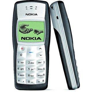 Refurbished Nokia 1100 (1 Year WarrantyBazaar Warranty)