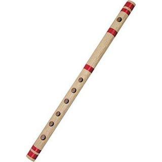 RKD  Bansuri Hand Made G Tune Bamboo Flute