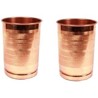 RKD  copper glass set of 2 Glass Set