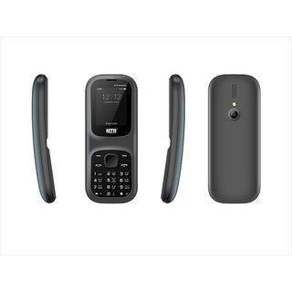 MTR BANANA DUAL SIM, 800 MAH, 1.8 INCH, MULTIPLE LANGUAGE MOBILE PHONE IN BLUE COLOR