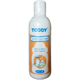 EREIN Toddy Bottle Nipple Liquid Cleanser (200 ML)