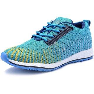 52221bec554 Buy Imcolus Men s Blue Sports Running shoes Online - Get 57% Off