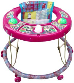Oh Baby Pink Walker For Kids SE-W-02