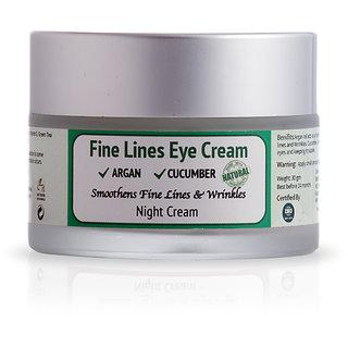 Fine Lines Eye Cream - 30Gm