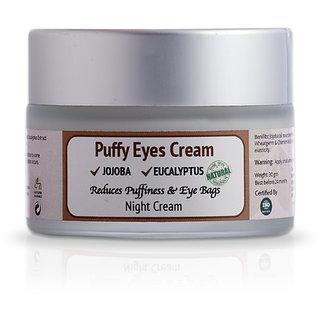 Puffy Eyes Cream - 30Gm