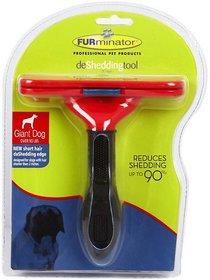 Furminator Deshedding Tool Giant Short Hair Shedding Blade for Dog