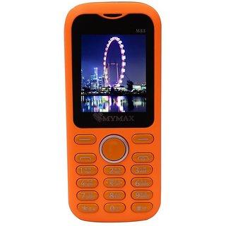 Mymax M33 , Dual Sim , Open FM , Power saving mode, Talking Phone