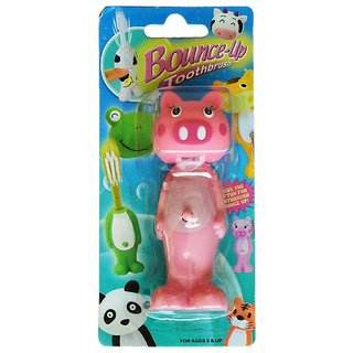 Toys Factory Baby toothbrush bounce up(set of 2)