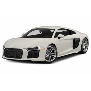 JGG Jain Gift Gallery Kinsmart Audi R8 Die Cast Car with Openable Doors, Multi Color